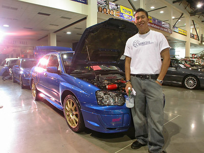 Hot Import Nights, July 2003