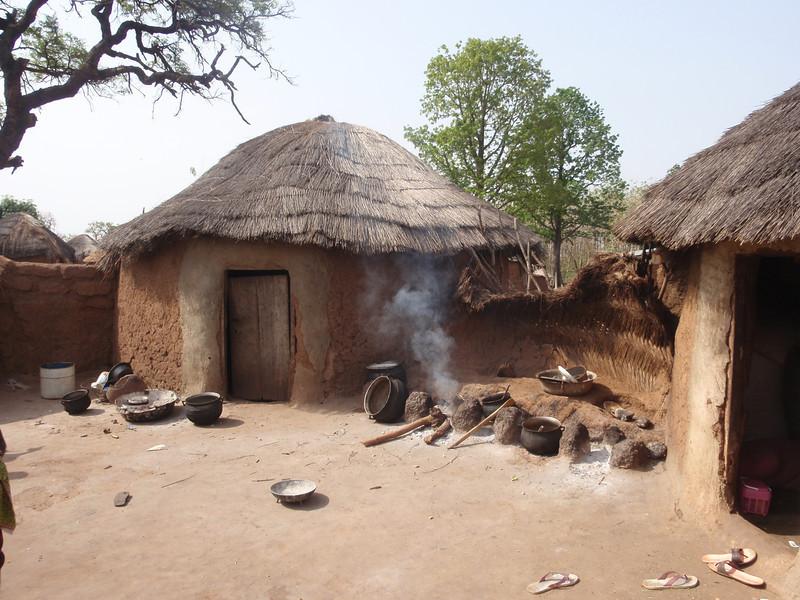 031_Tamale and Kumasi. Village Life and Traditional Buildings.jpg
