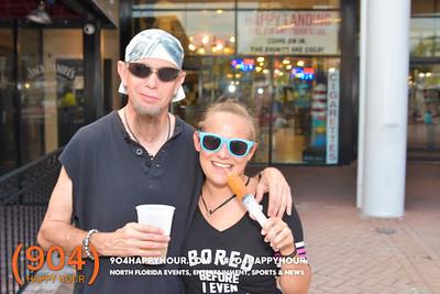 Sunset Jam w/ Chris Bandi @ Jacksonville Landing - 9.14.17
