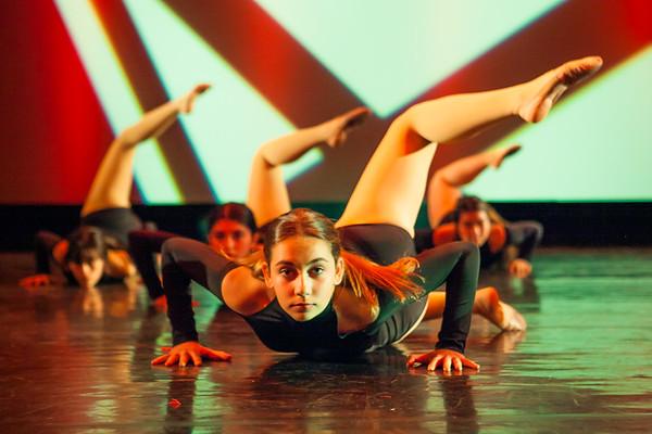Just Dance Academy Rehearsal