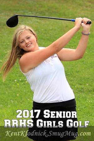 2017 RRHS Golf Girls