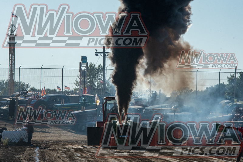Tractor Pull Night - 9-15-19 - CCF