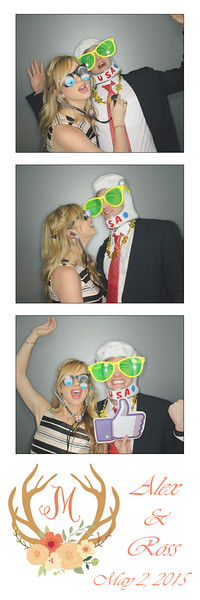 Ross & Alex's Wedding