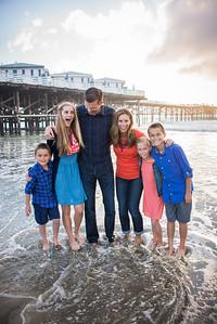 San Diego La Jolla 92037 Family Portrait Photographer