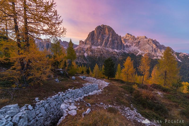 Around Cortina d'Ampezzo