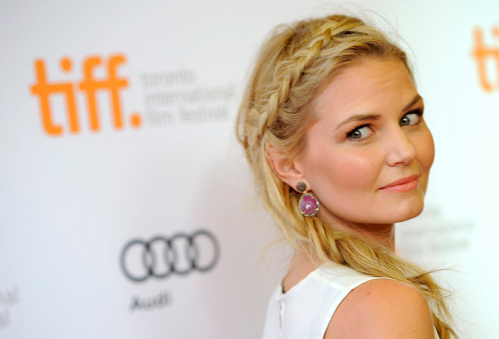 """. Actress Jennifer Morrison arrives at the premiere of \""""Gravity\"""" on day 4 of the Toronto International Film Festival at The Princess of Wales Theatre on Sunday, Sept. 8, 2013, in Toronto. (Photo by Chris Pizzello/Invision/AP)"""