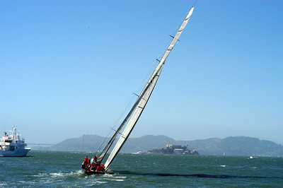 SF Bay Sailing