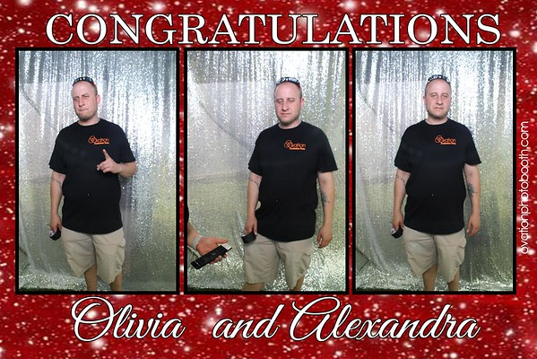 6 29 19 Olivia and Alex
