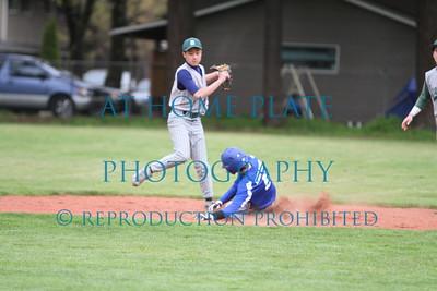 Varsity Baseball vs D