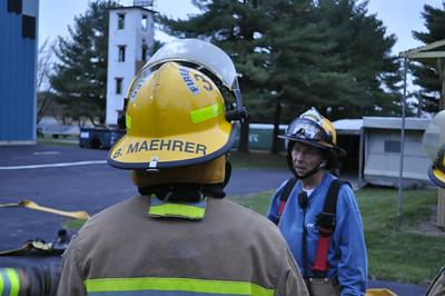 04/28/2014  Training at Emmaus Fire Academy