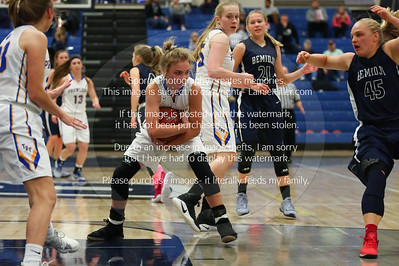 2017 NOV 28 vs TRF GIRLS' VARSITY BASKETBALL