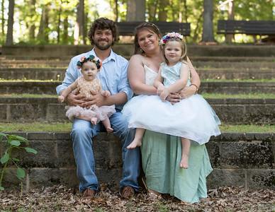 Nelson and Hannah Miller Family