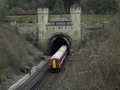Godstone, Brighton Main Line & Newhaven (08-03-16)