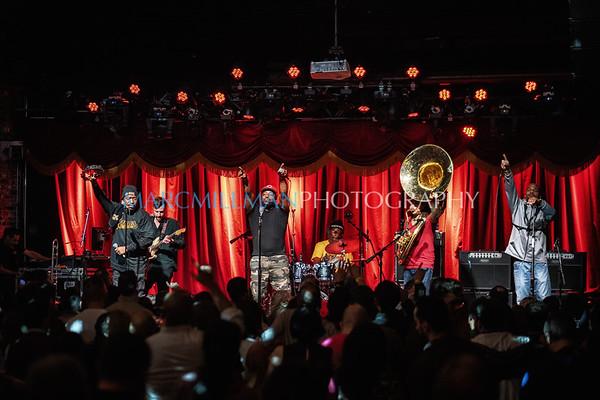 Stooges Brass Band @ Brooklyn Bowl (Sat 1/6/19)