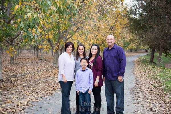 Nelsen Family