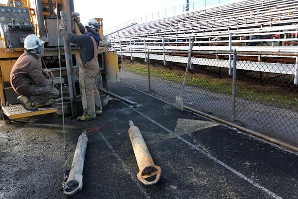 The renewal of Newell Stadium - start to finish