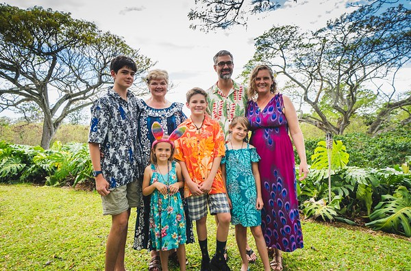 Hawaii-Evanses