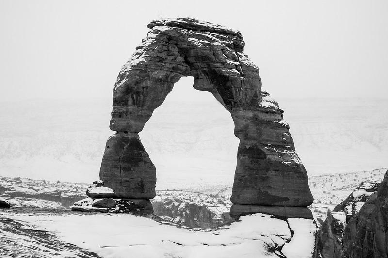 Delicate Arch; Matthew Fickinger