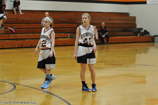 7th Grade Girls BB