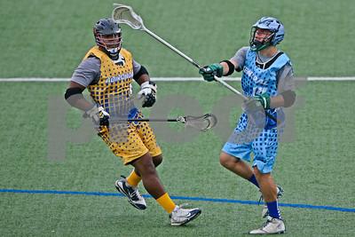 8/1/2013 - Adirondack vs. Central - David W. Murphy Field, Onondaga Community College, Syracuse, NY