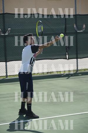 Hialeah Gardens | Tennis 3/18/18