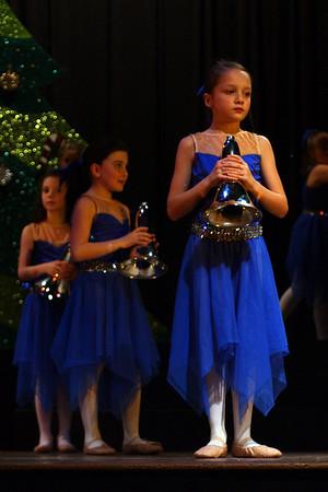 Carol of the Bells - 3rd grade ballet