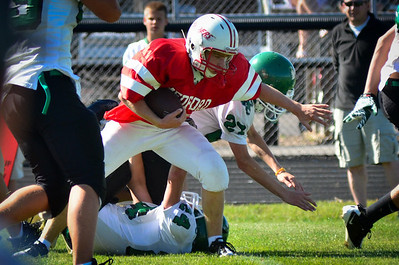 Freshman Football Aug 27