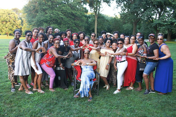 JULY 28TH, 2019: LETICIA'S FAREWELL BBQ