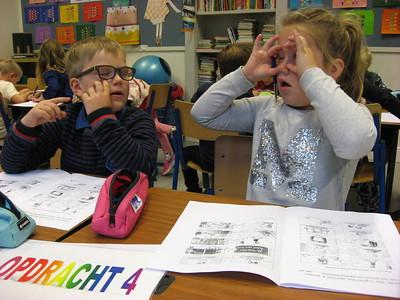 leesronde : een te gekke klas
