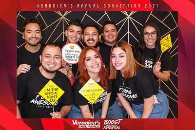 Photo Party - Veronica's Insurance
