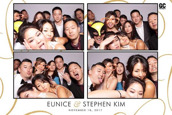 11-18-17 Stephen & Eunice