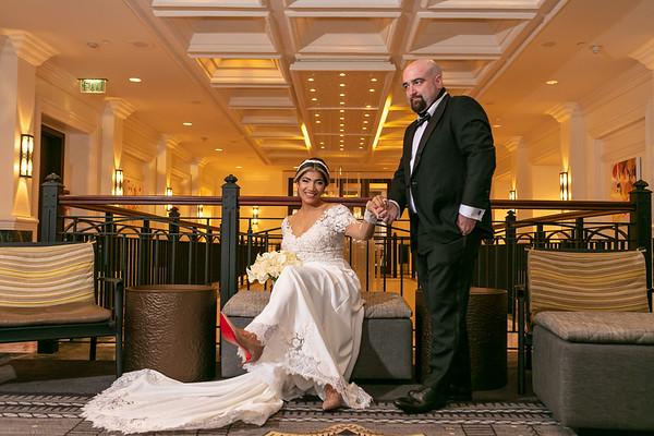 Maria & Jorge(The Colonnade Hotel)