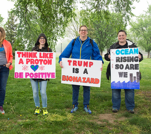 March for Science April 22 2017