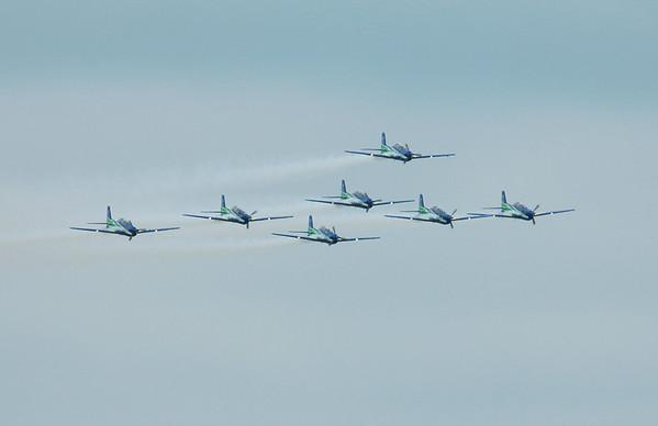 Brazilian Smoke Squadron