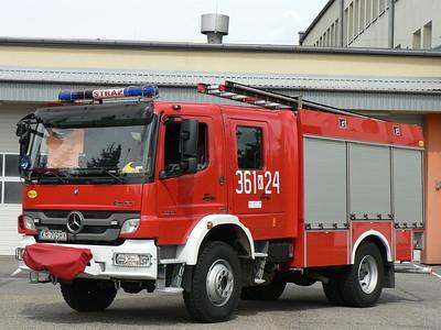 Państwowa Straż Pożarna Tarnow / Tarnow Fire Brigade