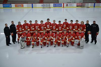 Flames Team Photo November 17, 2016