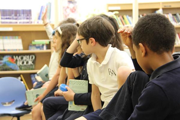 Grade 2 & 3: Spring Book Club