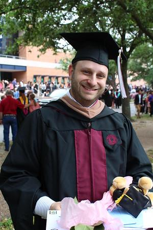 David's Graduation - 2015