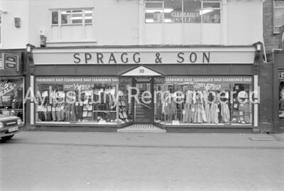Spragg & Son, High Street