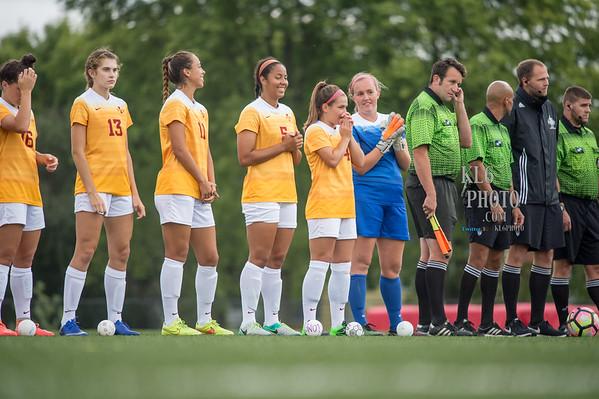 ISU Soccer vs South Dakota 09/13/16