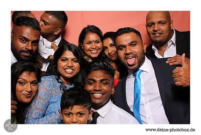 Semret & Thuvakaran Hochzeit