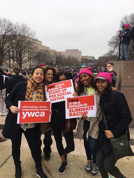 Women's March on Washington, Jan 21, 2017