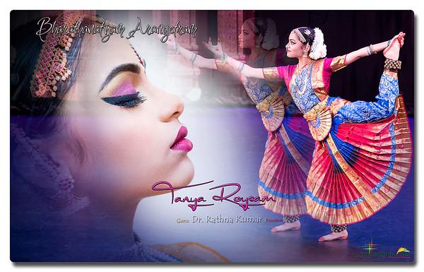 Tanya's Bharatanatyam Arangetram 2018 - Highlights