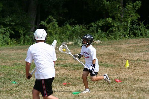 Lacrosse Duo!