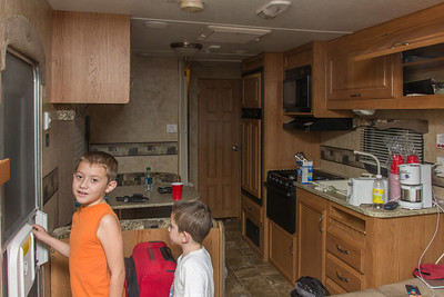 2013 - Boy's Arkansas Trip