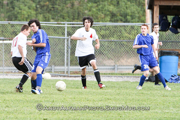 Capital Boys Soccer -  2011