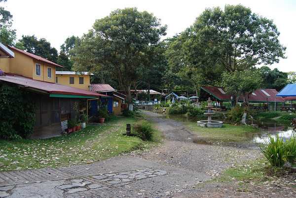 Comayagua and Lake Yojoa, Honduras