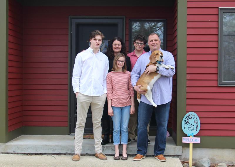 The Gittus Family