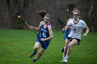 Girls Lacrosse vs Worcester Academy (April 24, 2019)