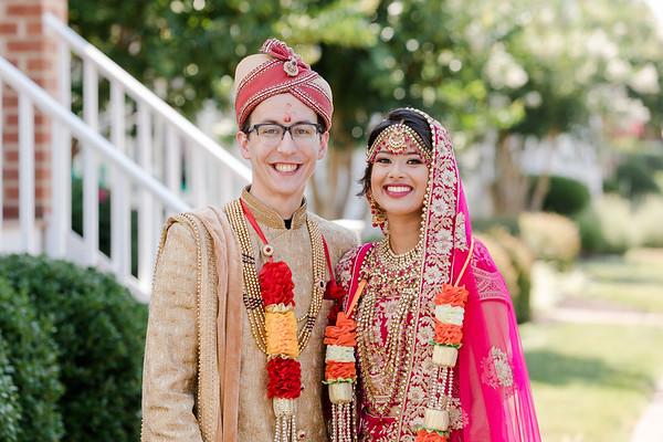 Amita & Kyle   Wedding